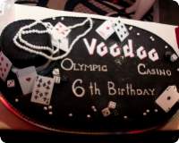 Olympic Voodoo Casino 6 gadu jubileja