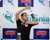 Olympic Casino Flair Mania 2013