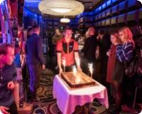 Olympic Promenade Casino 2 gadu jubileja