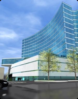 Olympic Entertainment Group uzbūvēs luksus-klases viesnīcu, būvniecību veiks Merko, par operatoru kļūs Hilton Worldwide.