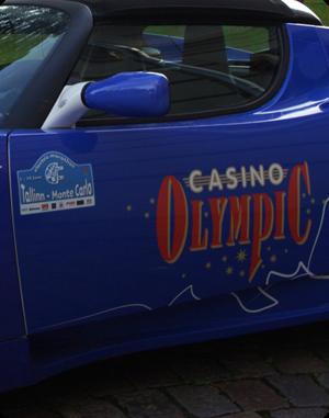 Ралли Electric Marathon Tallinn – Monte-Carlo 2012