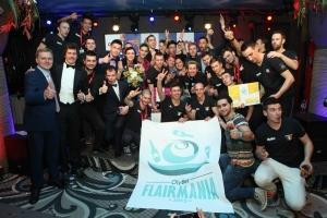 Победителем соревнования барменов OlyBet Flairmania 2015 стал представитель Латвии Денисс Трифановс
