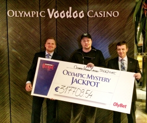 The biggest jackpot in the history of Latvia has been won