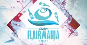Уже в седьмой раз подряд в Риге состоится один из самых престижных конкурсов барменов в мире — OlyBet Flairmania 2017