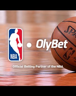 Olympic Entertainment Group AS (OEG) kļūst par oficiālo NBA sporta totalizatora partneri