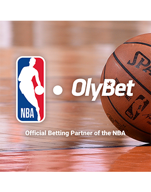 Olympic Entertainment Group AS (OEG) to become official betting partner of the NBA in the Baltics and Slovakia