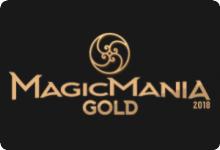 """Ar vērienu aizvadīts starptautiskais iluzionistu konkurss  """"Magic Mania Gold 2018"""""""